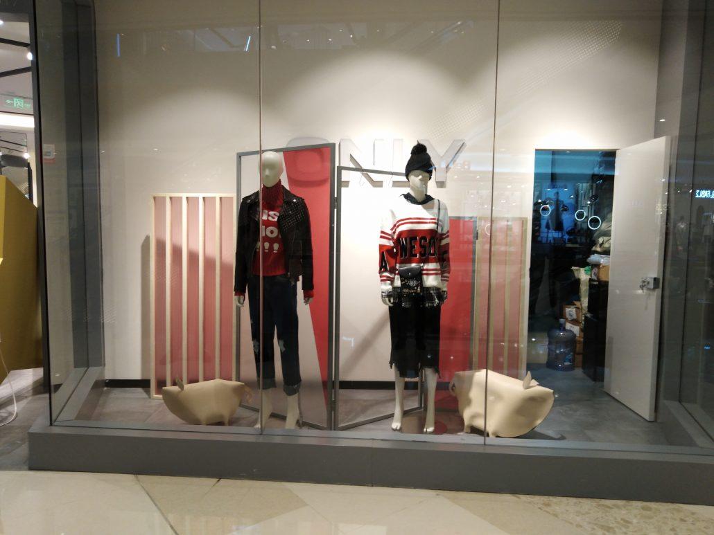 window display products