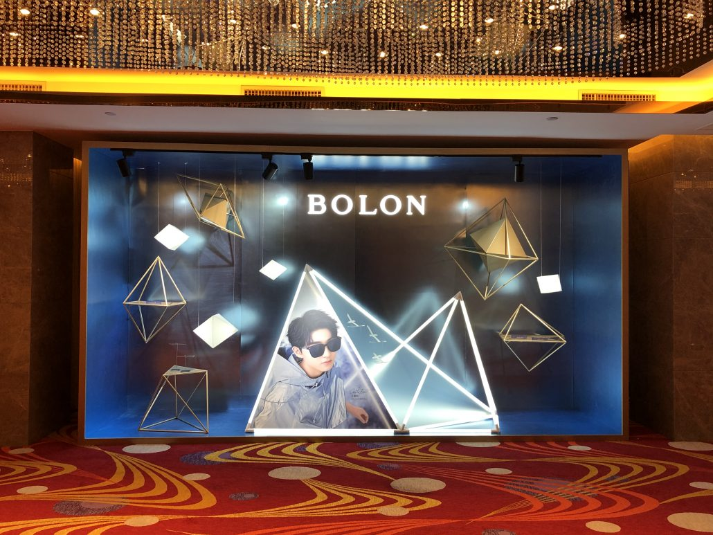 2020 - BOLON New Season Concept Window Display