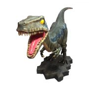 FRP glass fiber dinosaur sculpturer